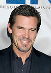 """BEVERLY HILLS, CA. - November 13: Actor Josh Brolin arrives at the Los Angeles Premiere of """"Milk"""" at the Academy of Motion Pictures Arts and Sciences on November 13, 2008 in Beverly Hills, California."""