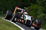 Sergio Perez (MEX) Force India Formula One Team<br />  Foto © nph / Mathis