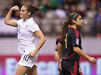 USWNT vs Mexico, January 24, 2012-01242
