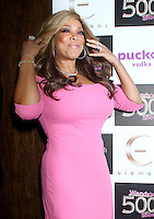May 24, 2012 Wendy Williams attends the celebration of  Wendy Williams 500th show party  at Elernent  in New York City. © RW/MediaPunch Inc.