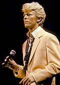 Jun 05, 1983: DAVID BOWIE - Serious Moonlight Tour - NEC Birmingham UK