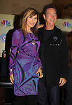 Days Of Our Lives National Tour - Lauren Koslow and Drake Hogestyn on September 23, 2012 at The Shops at Mohegan Sun, Uncasville, Connecticut. (Photo by Sue Coflin/Max Photos)