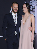 "FEB 02 ""Fifty Shades Darker"" Premiere - Los Angeles"
