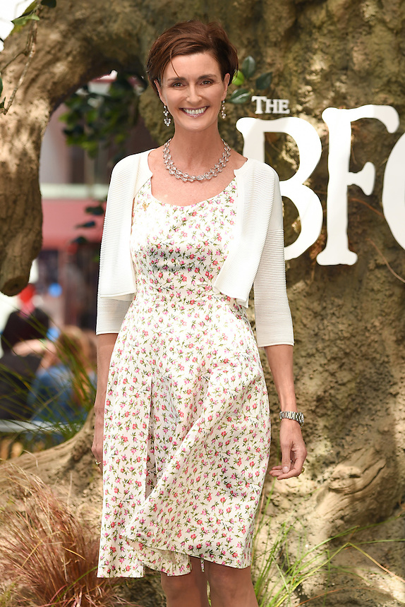 "Lucy Dahl<br /> arrives for the ""BFG"" premiere at the Odeon Leicester Square, London.<br /> <br /> <br /> ©Ash Knotek  D3141  17/07/2016"