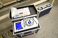 The technology known as &ldquo;extracorporeal,&rdquo; or outside of the body, shock-wave therapy has been available at the college since December 2014. This noninvasive treatment can stimulate healing in both new and old injuries to horses.<br /> <br /> http://cvmnewsevents.blogspot.com/2015/04/msu-cvm-offers-new-therapy-for-horses.html