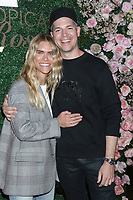 LOS ANGELES - MAR 11:  Lauren Kennedy and Jason Kennedy at the Seagram's Escapes Tropical Rose Launch Party at the hClub on March 11, 2020 in Los Angeles, CA