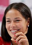 Tenis, Fed Cup 2011, play-off for group A.Slovakia Vs. Serbia, Official Draw.Ana Ivanovic.Bratislava, 15.04.2011..foto: Srdjan Stevanovic/Starsportphoto ©