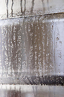 cooling coils on tank condensation drips chateau de nages rhone france