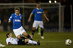 Kevin Moon tackles Andy Murdoch