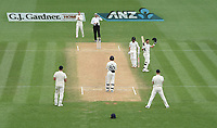 3rd December, Hamilton, New Zealand;  Ross Taylor celebrates his century during play day 5 of the 2nd test cricket match between New Zealand and England at Seddon Park, Hamilton, New Zealand.