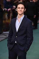 "LONDON, UK. April 29, 2019: Adam Bregman arriving for the ""TOLKIEN"" premiere at the Curzon Mayfair, London.<br /> Picture: Steve Vas/Featureflash"
