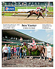 New Yawker winning and at Delaware Park on 7/18/13