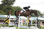 Stamford, Lincolnshire, United Kingdom, 8th September 2019, Arthur Chabert (FRA) & Goldsmiths Imber during the Show Jumping Phase on Day 4 of the 2019 Land Rover Burghley Horse Trials, Credit: Jonathan Clarke/JPC Images