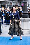Mayor of Gdansk, Aleksandra Dulkiewicz arrives to Teatro Campoamor for Princess of Asturias Awards 2019 in Oviedo. October 18, 2019 (Alterphotos/ Francis Gonzalez)