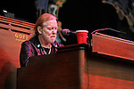 """Gregg Allman performs at LC Pavillion in Columbus, Ohio as part of his """"Love Country Blues Tour"""" on Friday April 22, 2011."""