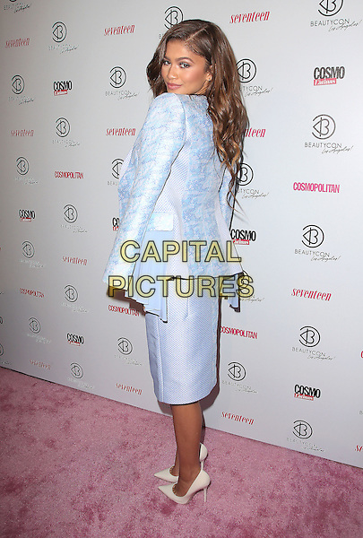 11 July 2015 - Los Angeles, California - Zendaya, Zendaya Coleman. 4th Annual BeautyCon LA Festival held at The Reef DTLA. <br /> CAP/ADM/FS<br /> &copy;FS/ADM/Capital Pictures