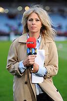 BT Sport Presenter, Sarra Elgan