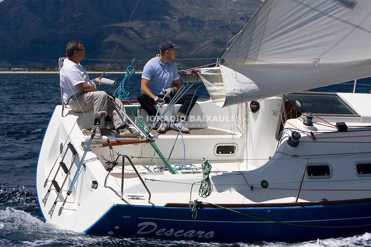 Descaro .I REGATA CAP I CUA, Oliva-Canet d'en Berenguer. 6-7- Junio 2009