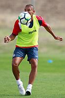 Getafe CF's Cata Diaz during training session. August 1,2017.(ALTERPHOTOS/Acero) /NortePhoto.com
