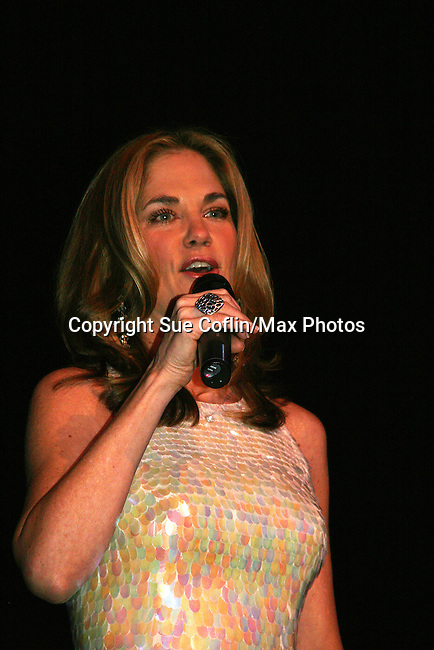 One Life To Live Kassie DePaiva - The Divas of Daytime TV performed a Christmas Show on December 5, 2009 at the Broadway Theatre in Pitman, New Jersey. (Photos by Sue Coflin/Max Photos)