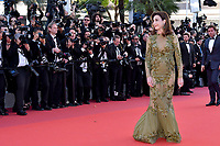www.acepixs.com<br /> <br /> May 19 2017, Cannes<br /> <br /> Elsa Zylberstein arriving at the 'Okja' screening during the 70th annual Cannes Film Festival at Palais des Festivals on May 19, 2017 in Cannes, France. <br /> <br /> <br /> By Line: Famous/ACE Pictures<br /> <br /> <br /> ACE Pictures Inc<br /> Tel: 6467670430<br /> Email: info@acepixs.com<br /> www.acepixs.com