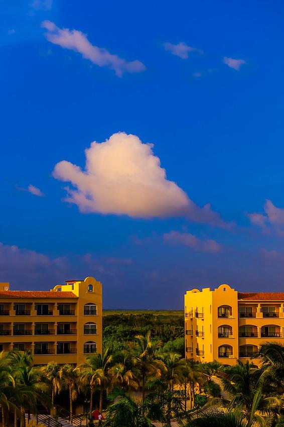 Hacienda Tres Rios resort hotel, Riviera Maya, Quintana Roo, Mexico.