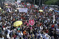 20.10.2018 - Protesto pela democracia em SP