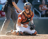 Texas Longhorns xxx during the 2008 season. Photo by Andrew Woolley / Four Seam Images.