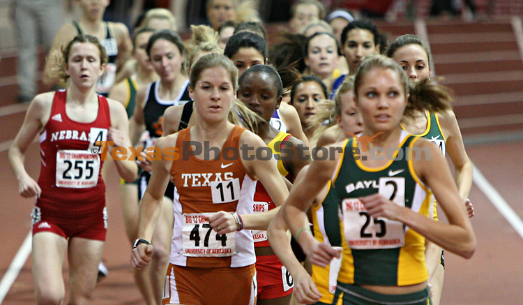 Lincoln, Neb.-- .Big 12 Indoor Track and Field Championships at the Bob Devaney Center at the University of Nebraska-Lincoln
