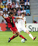 Sami Khedira, Adam Johnson, The Final Germany-England, 06292009, U21 EURO 2009 in Sweden