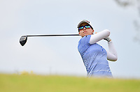 SINGAPORE - FEBRUARY 01: Jodi Ewart Shadoff of England on the 6th tee during the second round of the HSBC Women's World Championship 2019 at Sentosa Golf Club - Tanjong Course, Singapore on March 01, 2019.<br /> .<br /> .<br /> .<br /> (Photo by: Naratip Golf Srisupab/SEALs Sports Images)<br /> .<br /> Any image use must include a mandatory credit line adjacent to the content which should read: Naratip Golf Srisupab/SEALs Sports Images