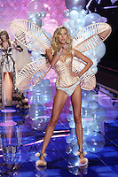 Karlie Kloss on the runway at the Victoria's Secret Fashion Show 2014 London held at Earl's Court, London. 02/12/2014 Picture by: James Smith / Featureflash