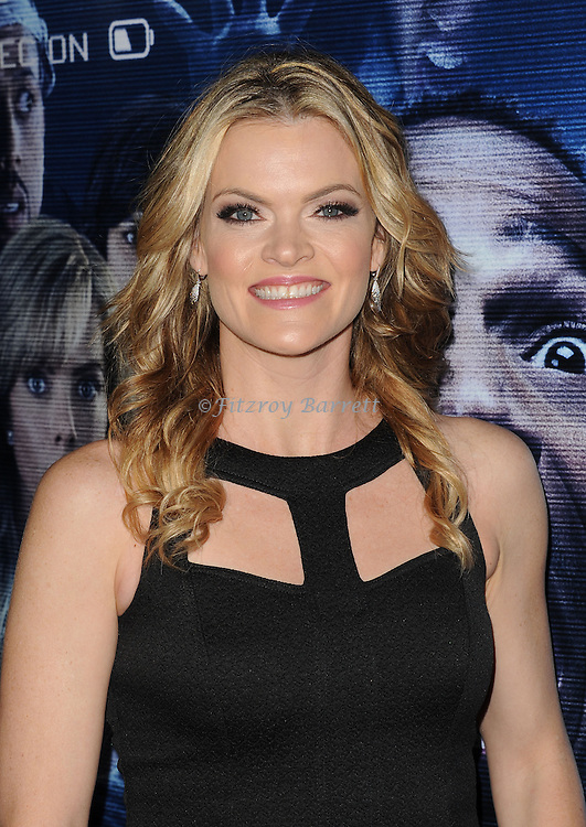 Missi Pyle arriving at 'A Haunted House 2 Los Angeles Premiere' held at Regal Cinemas L.A. Live Los Angeles, CA. April 16, 2014.