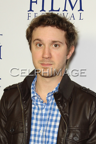 "SAM HUNTINGTON. Red Carpet arrivals to the World Premiere of ""Tug,"" presented on the final evening of the 2010 Newport Beach Film Festival. Newport Beach, CA, USA. April 29, 2010."