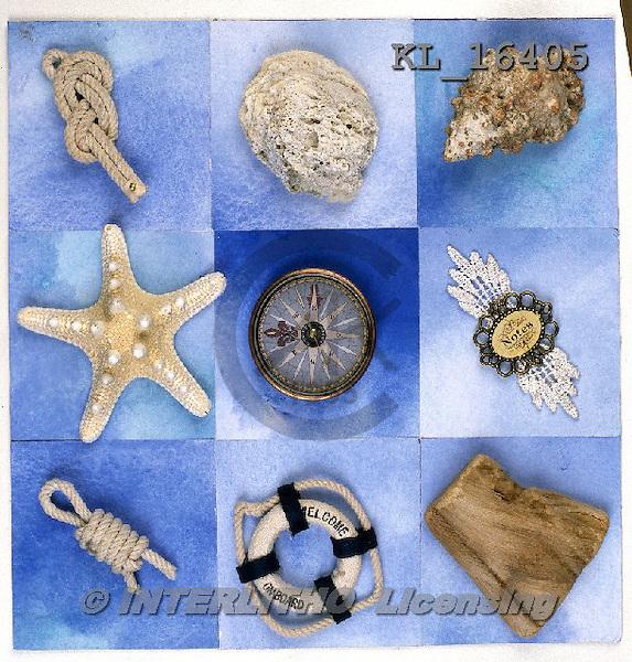 Interlitho, MODERN,napkin,maritime, photos+++++,starfish,marine,KL16405,#n# ,everyday
