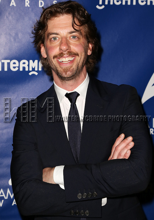 Christian Borle attends the 2015 Drama Desk Awards at Town Hall on May 31, 2015 in New York City.