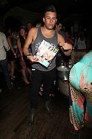 Johnny Donovan attends Inked Magazine release party celebrating August issue, New York. July 17, 2012 © Diego Corredor/MediaPunch Inc. /NortePhoto.com<br /> **CREDITO*OBLIGATORIO** *No*Venta*A*Terceros*.*No*Sale*So*third* ***No*Se*Permite*Hacer Archivo***No*Sale*So*third*©Imagenes*con derechos*de*autor©todos*reservados*