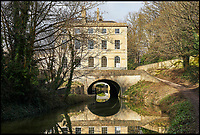 BNPS.co.uk (01202 558833)<br /> Pic: CarterJonas/BNPS<br /> <br /> The historic former workplace of engineer Isambard Kingdom Brunel has been converted into a 'mini-palace' on the market for &pound;3.5million.<br /> <br /> Cleveland House has mostly been used as offices in its 200-year history and was originally built to be the headquarters of the Kennet &amp; Avon Canal Company.<br /> <br /> Now the Grade II listed property, in Bathwick, Bath, has been completely refurbished and turned back into a stunning five-bedroom home for sale with Carter Jonas.