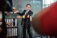 2019/07/24 Politik | Verkehrsausschuss | Sondersitzung | Verkehrsminister Scheuer