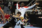 Simovic vs Hedoui. TUNISIA vs MONTENEGRO: 27-25 - Preliminary Round - Group A