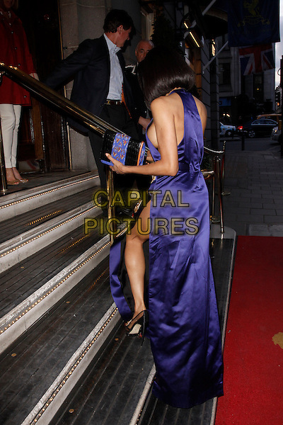 LONDON, ENGLAND - APRIL 28 :  Jade Ewen arrives at the Tatler Best of British - party at The Ritz on April 28, 2015 in London, England.<br /> CAP/AH<br /> &copy;Adam Houghton/Capital Pictures