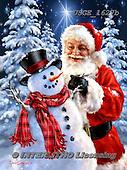 Dona Gelsinger, CHRISTMAS SANTA, SNOWMAN, WEIHNACHTSMÄNNER, SCHNEEMÄNNER, PAPÁ NOEL, MUÑECOS DE NIEVE, paintings+++++,USGE1627B,#x#,snowman