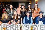 Kerry Group staff enjoying their Christmas party in the Ashe Hotel on Saturday. Seated L to r: Ann and Fiona O'Sullivan, Paul Kennelly and Grace Edwards.<br /> Back l to r: Emily Pickett, Joanne O'Sullivan, Katie Neil, Karina Pillay and Maria O'Connor.