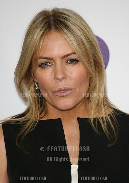 Patsy Kensit arriving for the Pre Wimbledon Party, Kensington Roof Gardens, London. 16/07/2011  Picture by: Alexandra Glen / Featureflash