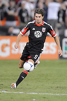 D.C. United defender Dejan jakovic (5) D.C. United defeated The Chicago Fire 4-2 at RFK Stadium, Wednesday August 22, 2012.