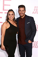 """LOS ANGELES - MAR 7:  Aijia Grammer, Andy Grammer at the """"Five Feet Apart"""" Premiere at the Bruin Theater on March 7, 2019 in Westwood, CA"""