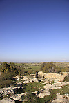 Israel, Shephelah, a view of Sher Hill