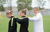 USWNT Training, June 9, 2015