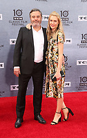 """Los Angeles CA Apr 11: Matthew Schultz, Savannah Schultz, arrive to 2019 TCM Classic Film Festival Opening Night Gala And 30th Anniversary Screening Of """"When Harry Met Sally"""", TCL Chinese Theatre, Los Angeles, USA on April 11, 2019 <br /> CAP/MPI/FS<br /> ©FS/MPI/Capital Pictures"""