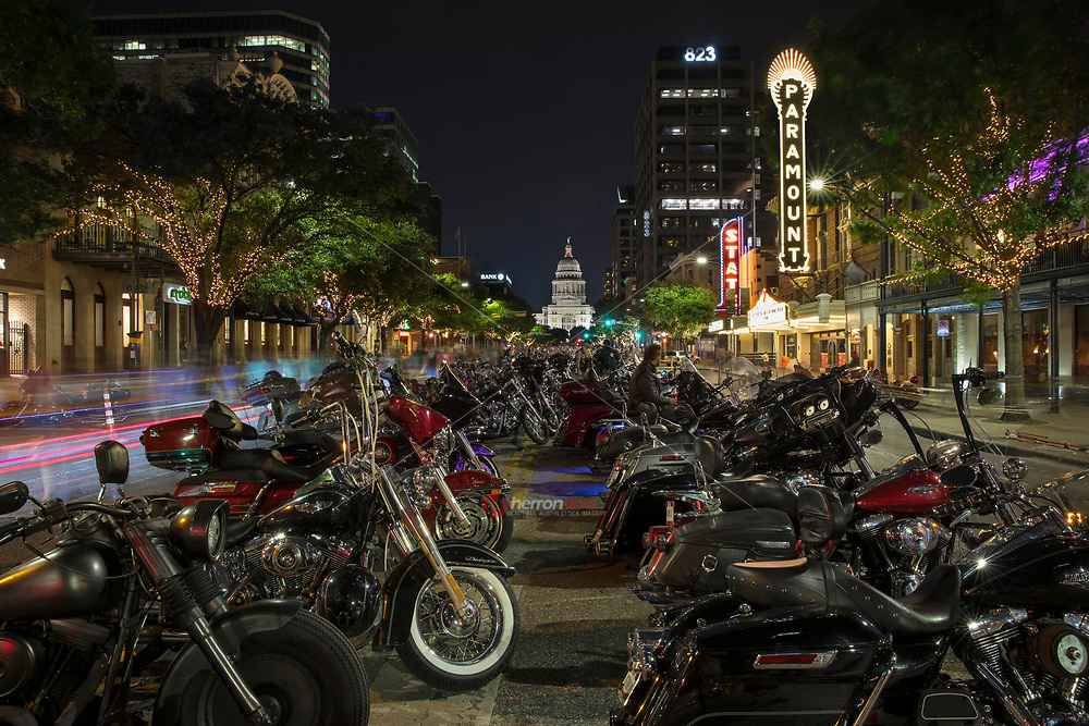 Almost a quiet weekend in the ATX until the ROT Rally